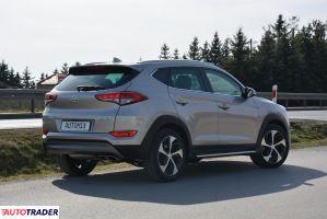 Hyundai Tucson 2016 2.0 136 KM